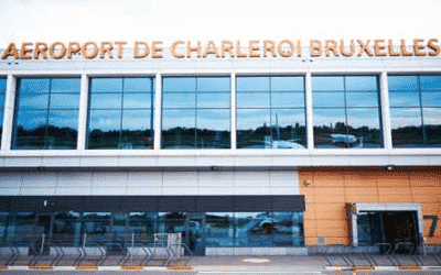 Charleroi Airport Taxi Den Haag